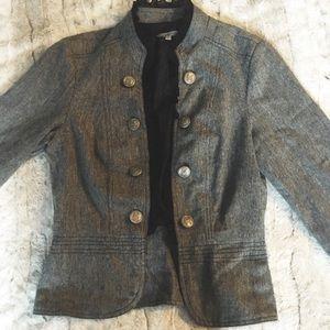 Charlotte Russe women's gray blazer 🖤